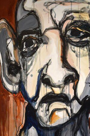 Lisa Klok - Folmer - Originalt maleri