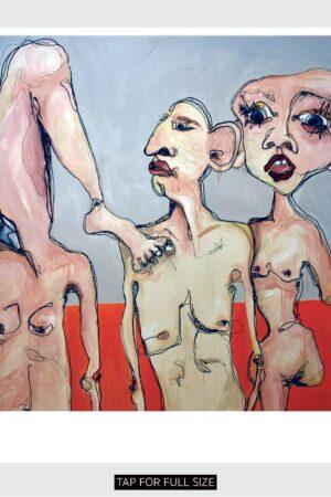 Lisa Klok - Årgang 1987, UA - Kunsttryk