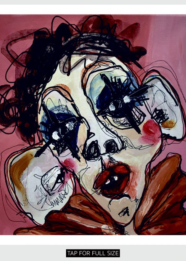 Lisa Klok - Betsy - Kunsttryk