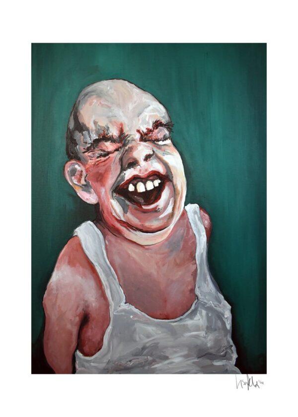 Lisa Klok - Harry - Kunsttryk