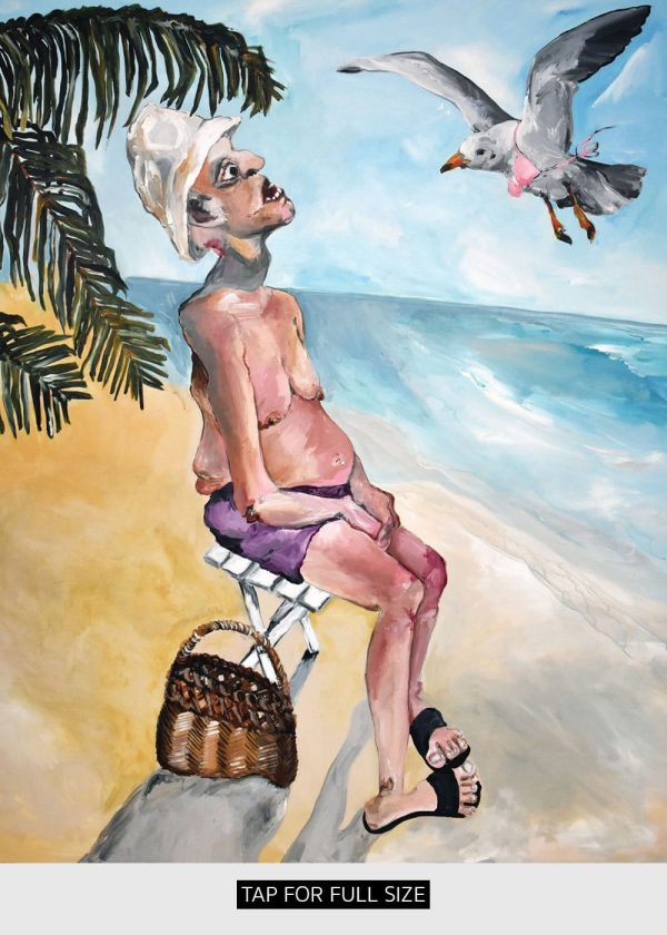 Lisa Klok - Solstik - Kunsttryk