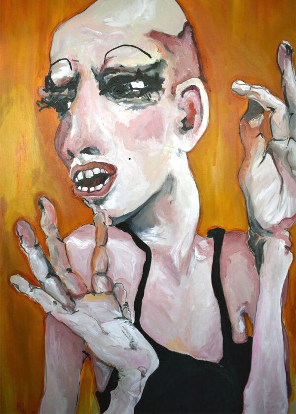 Lisa Klok - Originale værker - Sigmund