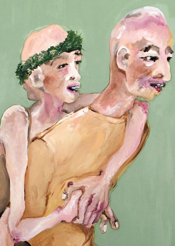 Lisa Klok - Til verdens ende - Kunsttryk